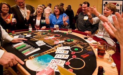 Poker Tables For Rent Houston