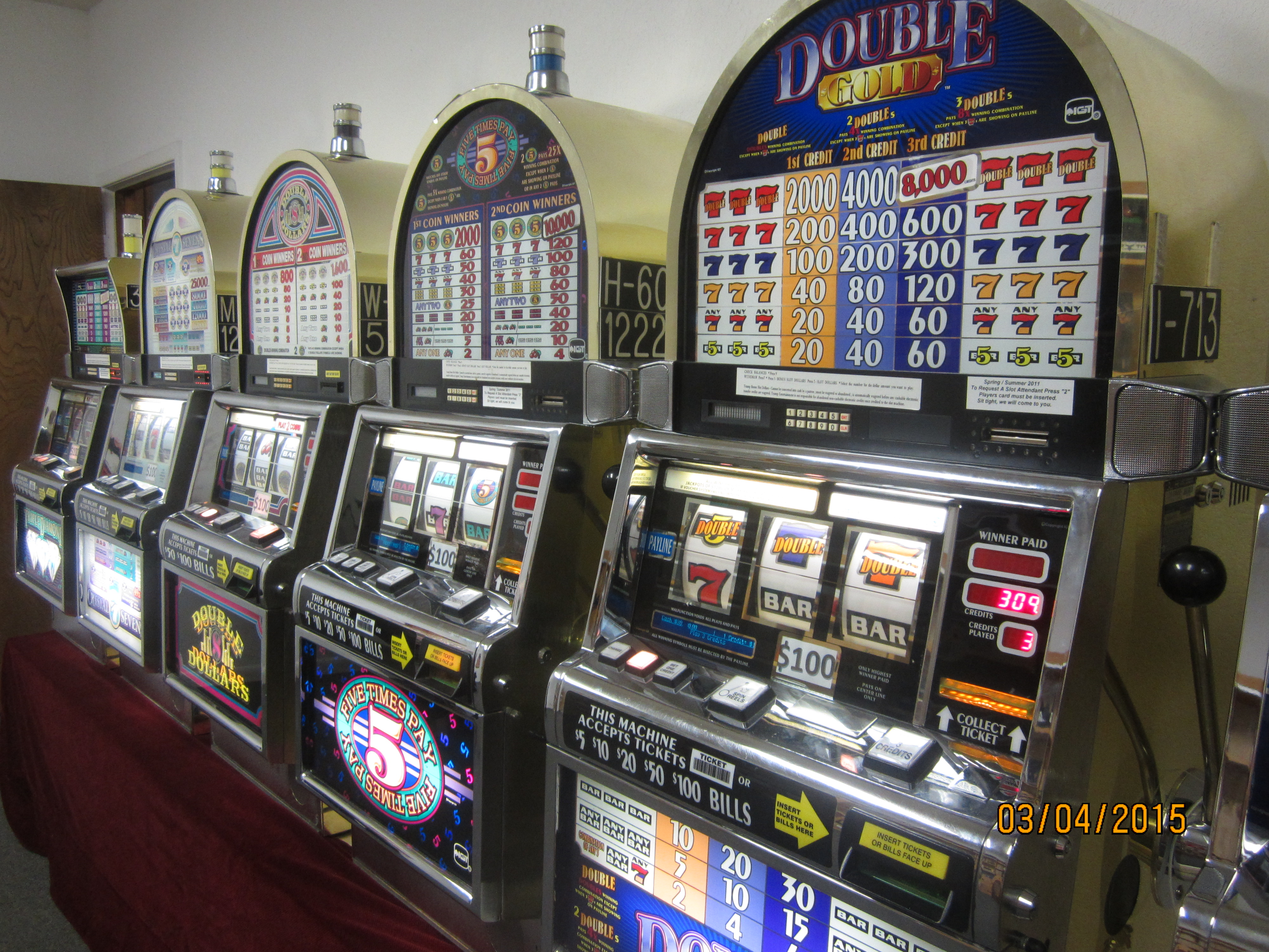 Poker, Blackjack, Craps, & Slot Machine Rental - Our ...