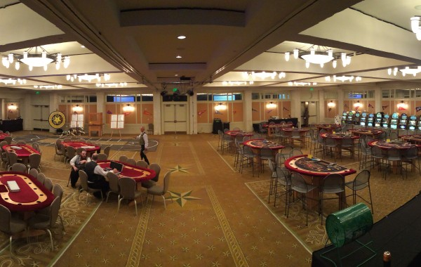 Casino Fisheye