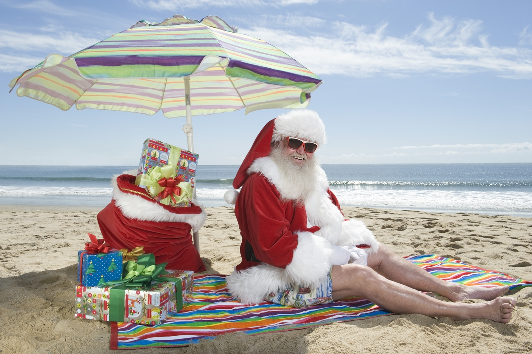 reasons to start planning your company christmas party in the summer - Summer Christmas