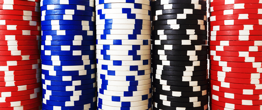 Poker Chips Guide Colors Values Customization Casino Knights